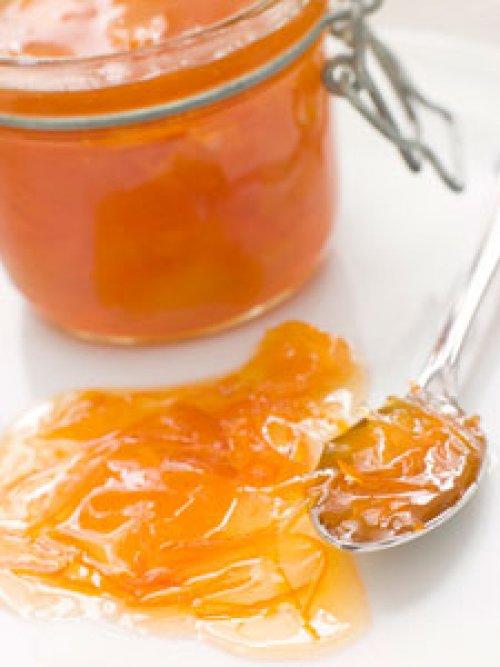 Mermelada de naranja fácil