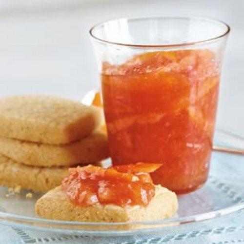 Mermelada de naranja sanguina