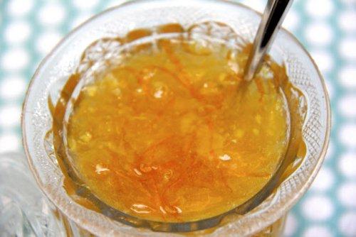 Mermelada de naranja y limón